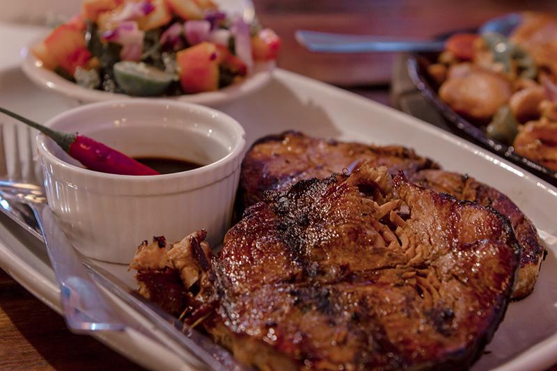 Coron Palawan Santino's Grill Dish