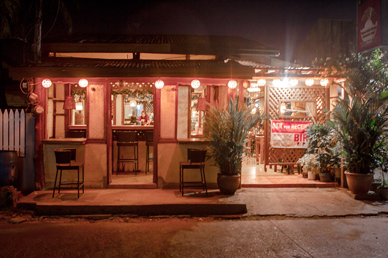 Coron Palawan Santino's Grill