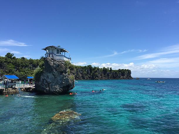 Fantastic Island Cliff Diving