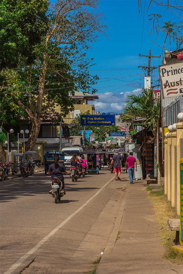 Coron Palawan Town