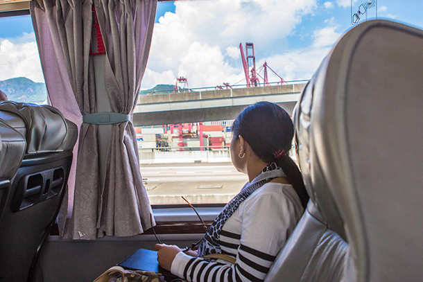 Traveling Changed Travel Sickness