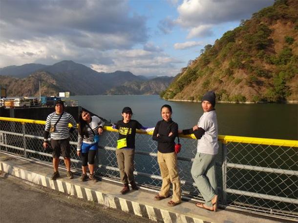 Trekking Mt. Pulag Ambuklao Dam