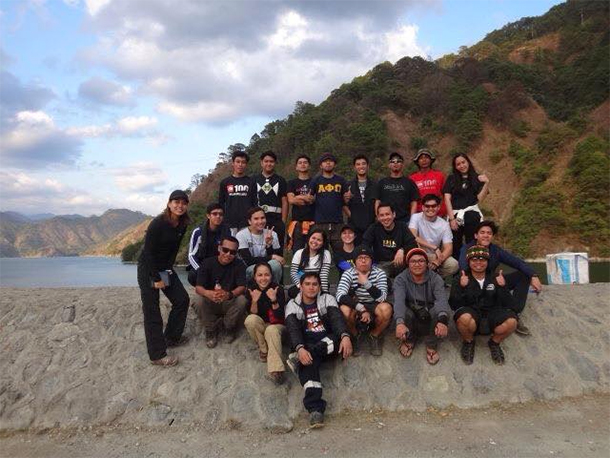 Trekking Mt. Pulag Pagnatsaka Group
