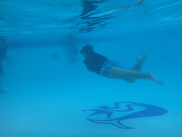 Traveling Changed Learned To Swim