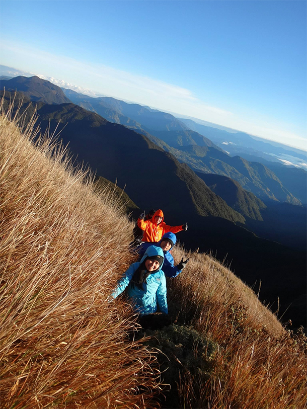 Mt. Pulag Gear