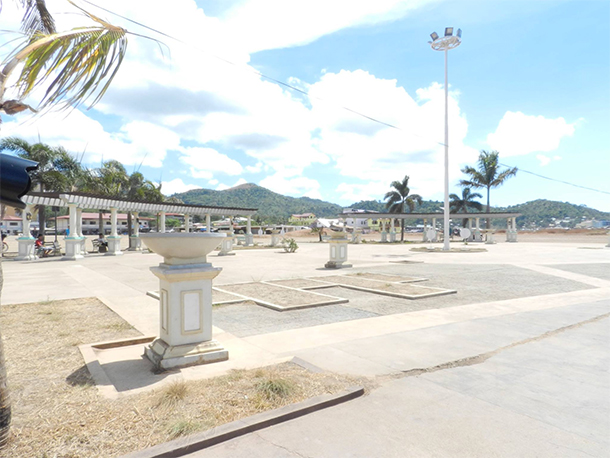 Coron Palawan Lualhati Park