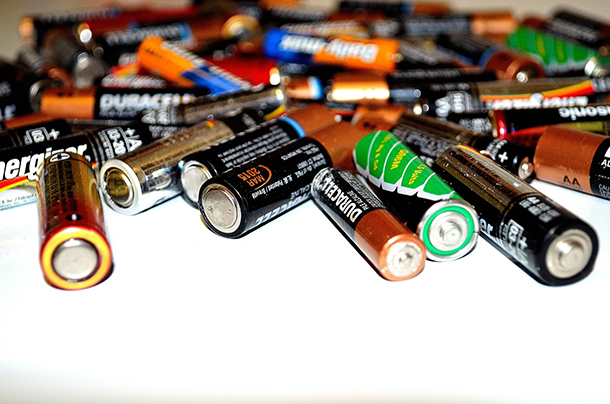 Extra Batteries