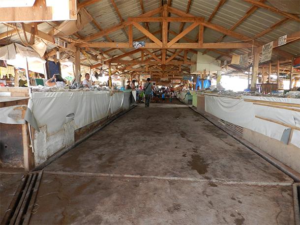Coron Palawan Town Tour Public Market