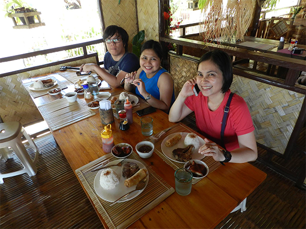 Calauit Safari Tour Salvacion Lunch