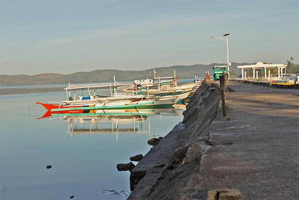 Calauit Safari Tour Salvacion Dock