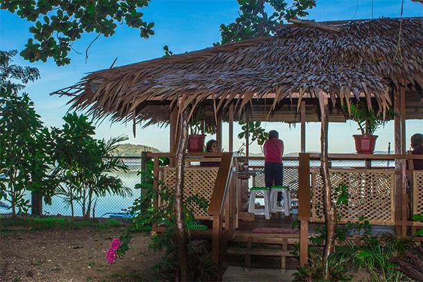 Calauit Safari Tour Salvacion Breakfast
