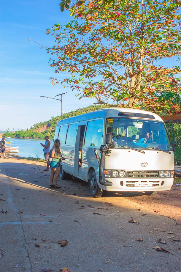 Calauit Safari Tour Bus