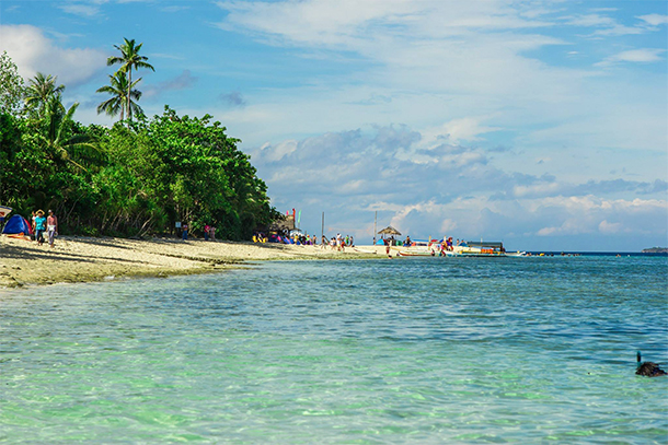 Things To Do In Moalboal, Cebu Beach