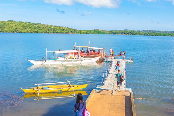 Calauit Safari Tour Macalachiao Dock