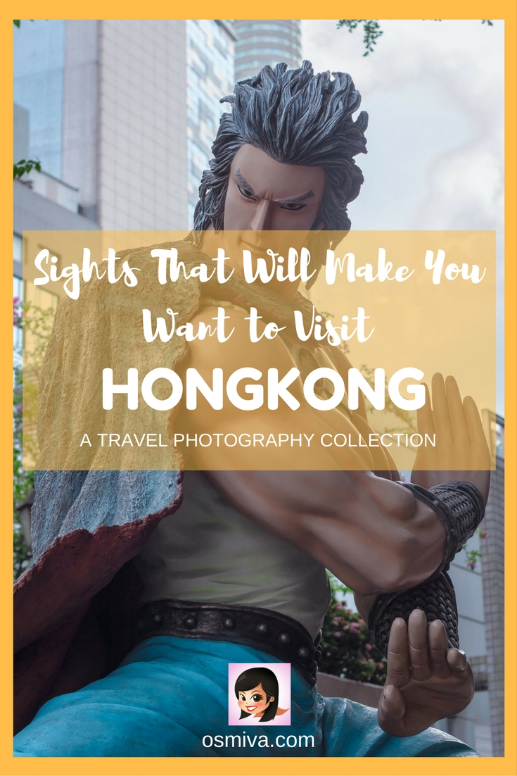 Hongkong Photo Gallery: Sights That Will Make You Want to Visit Hongkong. Places in Hongkong that are worth visiting and taking photos of! #photogallery #hongkongphotos #hongkong #asia #travelphotography #osmiva