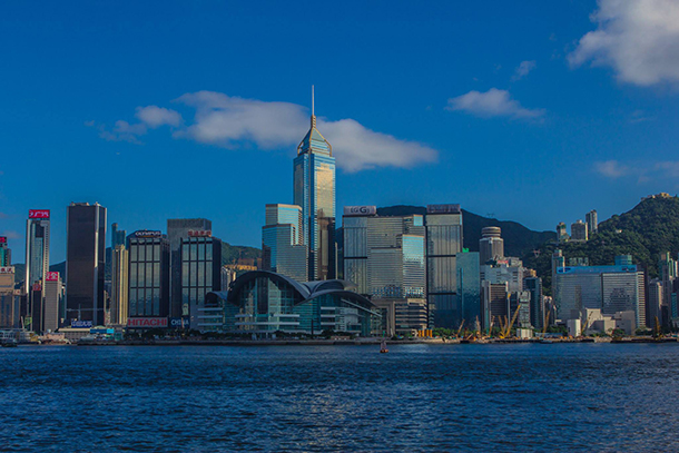 Hongkong Photo Gallery Victoria Harbour