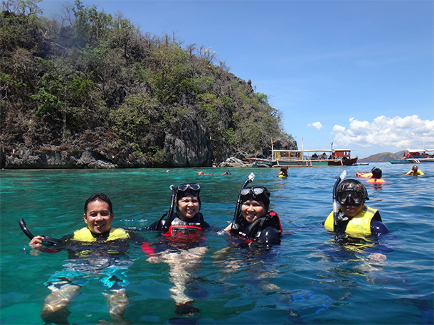 Coron Ultimate Tour Skeleton Wreck Snorkeling