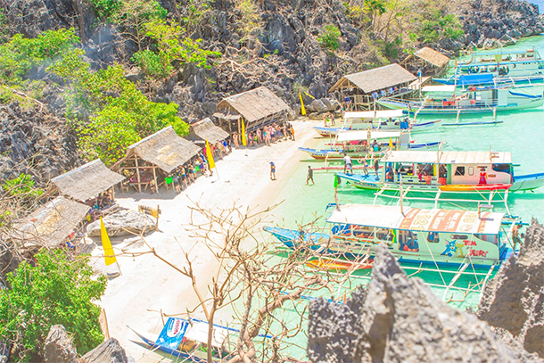 Coron Ultimate Tour Beach 91 Landscape