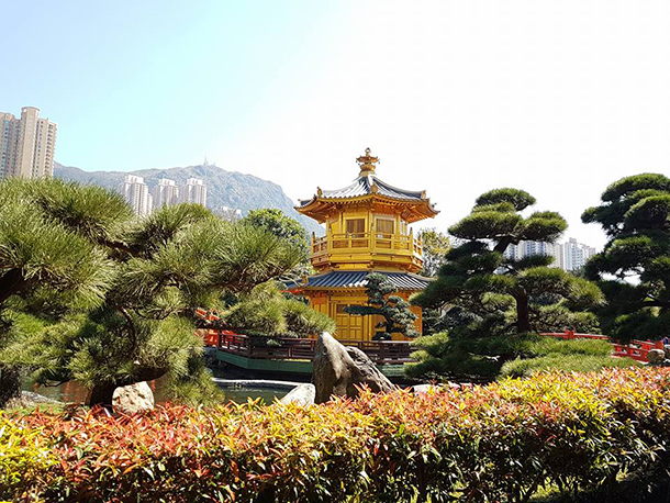 Hongkong Photo Gallery Nan Lian Garden Temples
