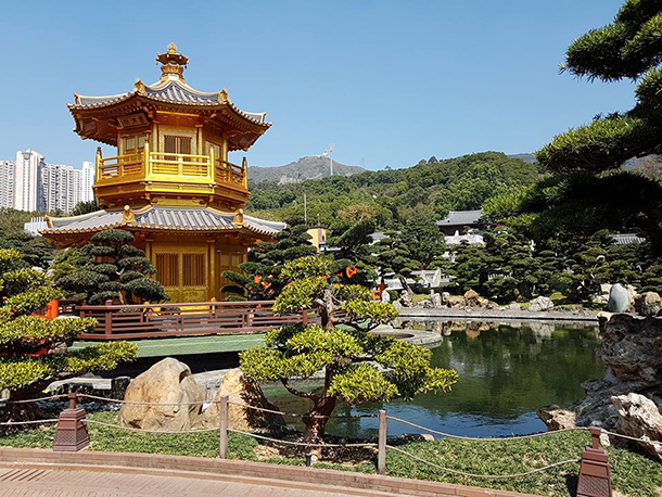 Hongkong Photo Gallery Nan Lian Garden Temple