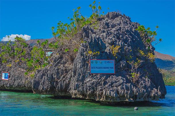 Coron Ultimate Tour Siete Pecados Marine Park