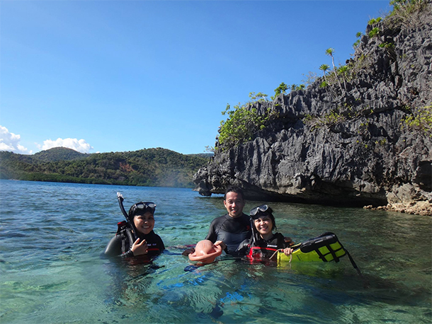 Coron Ultimate Tour Siete Pecados Marine Park Waters