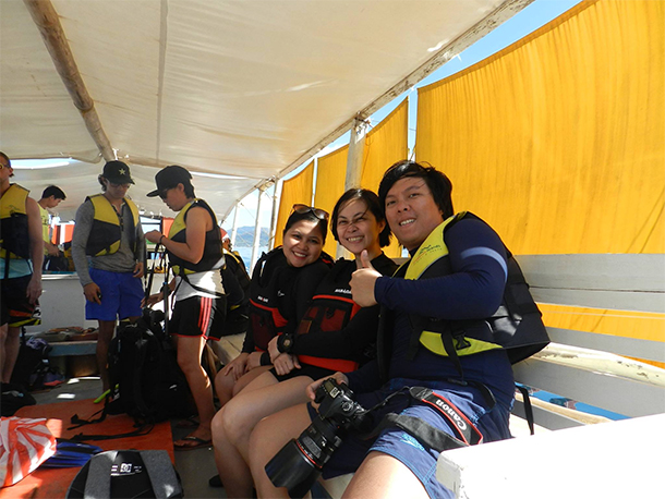 Coron Ultimate Tour Snorkeling Gear