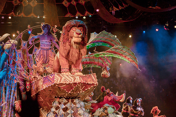 Hongkong Photo Gallery Hongkong Disneyland Lion King