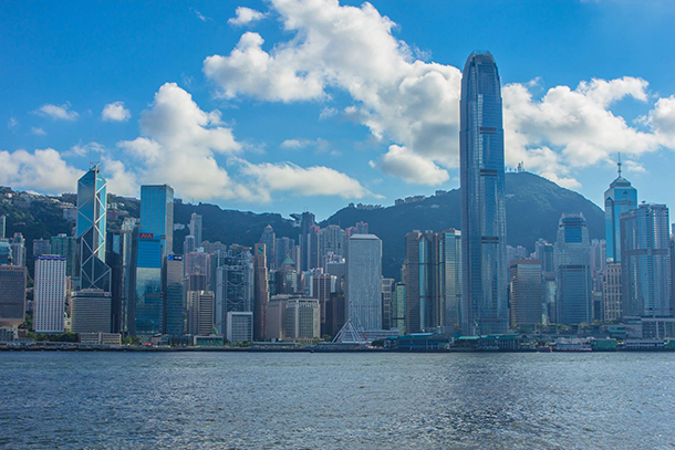 Hongkong Photo Gallery Hongkong Skyline