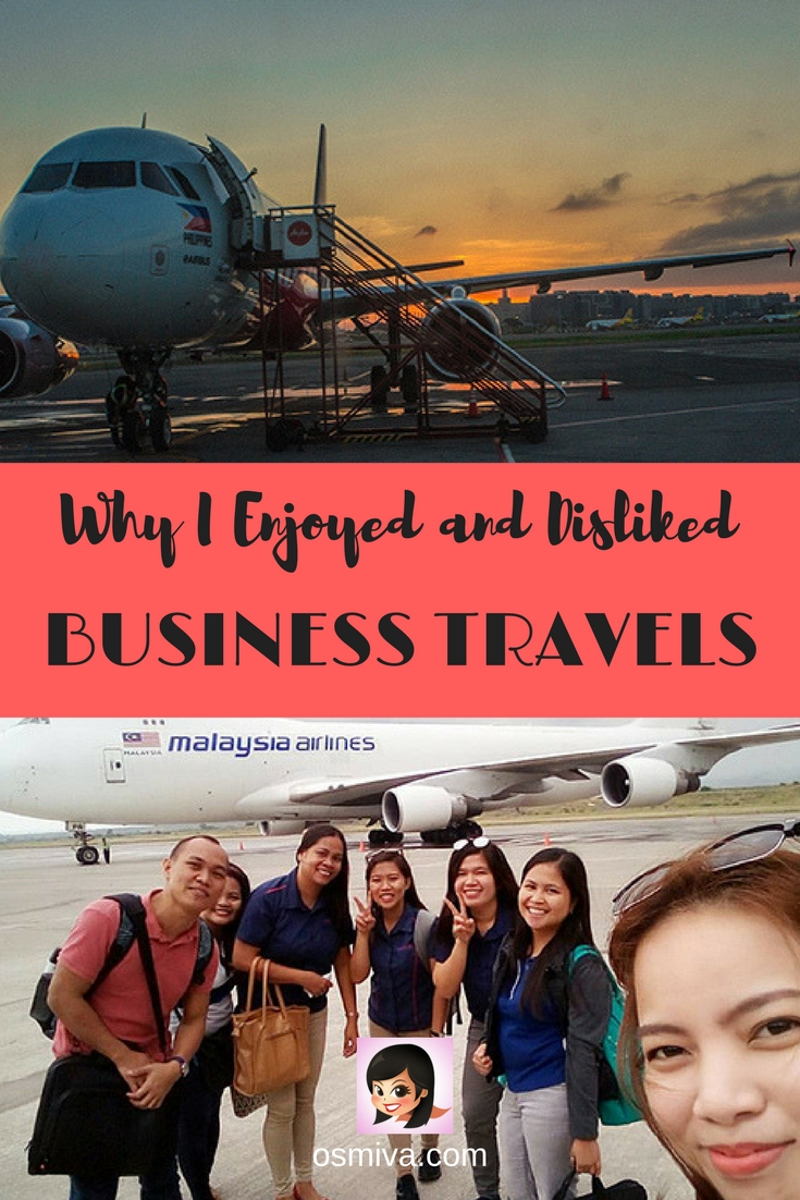 Business Travels. Why I Liked and Disliked Business Travels. Travel Journal
