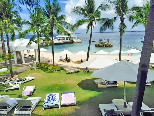 Mactan Cebu Luxury Resorts Mövenpick Hotel Beach Front