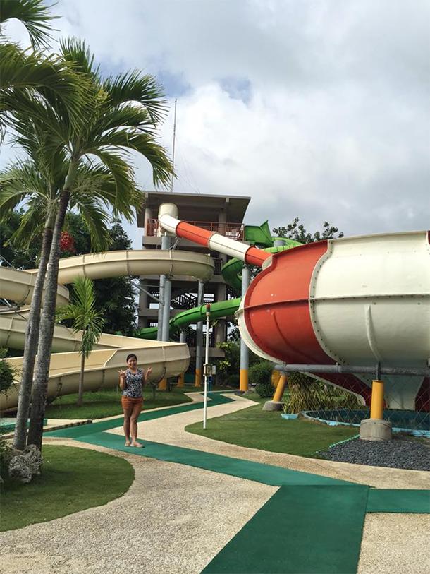 Mactan Cebu Luxury Resorts JPark Slide