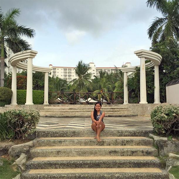 Mactan Cebu Luxury Resorts JPark Landscape