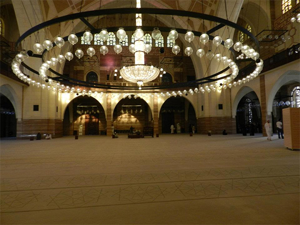Bahrain Attractions Grand Mosque