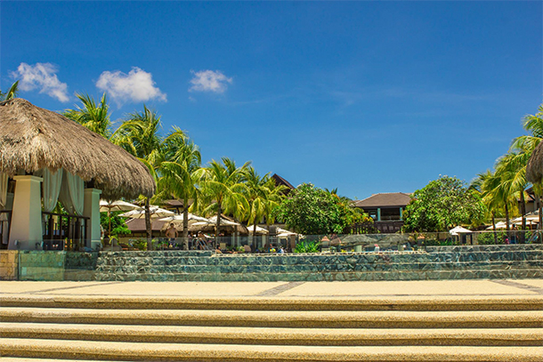 Mactan Cebu Luxury Resorts Crimson Resort Landscape