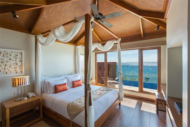 Mactan Cebu Luxury Resorts Crimson Resort Rooms