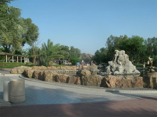 Bahrain Attractions Al Areen Wildlife Park & Reserve
