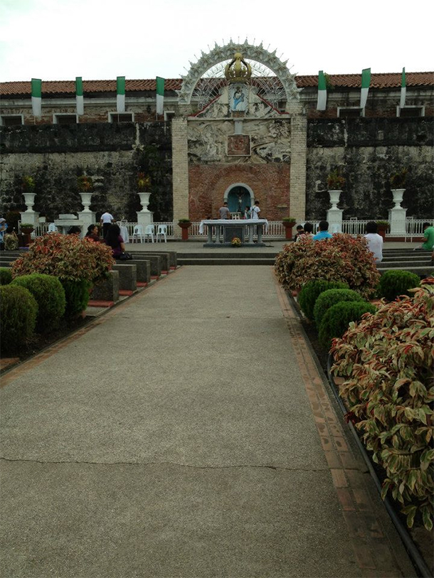 Business Travels Garden Church Zamboanga