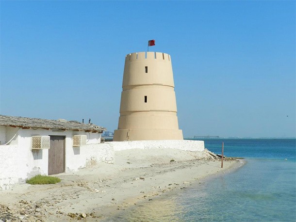 Bahrain Attractions Al Dar Island