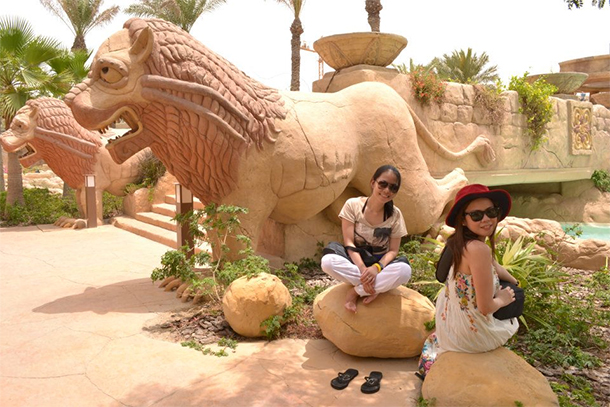 Bahrain Attractions Lost Paradise Resort Amenities