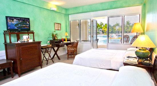 Mactan Cebu Luxury Resorts Plantation Bay Rooms