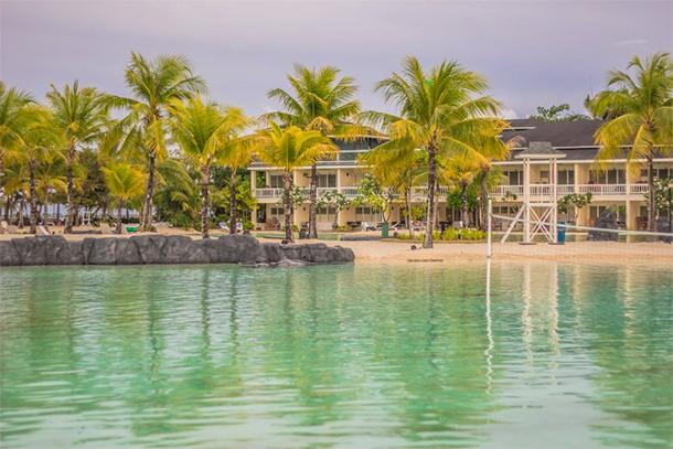 Mactan Cebu Luxury Resorts Plantation Bay Lagoon Room Views