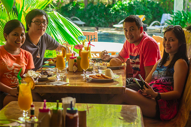 Mactan Cebu Luxury Resorts Plantation Bay Dining