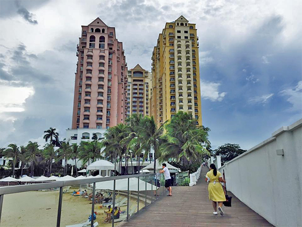 Mactan Cebu Luxury Resorts Mövenpick Hotel Mactan Island Cebu