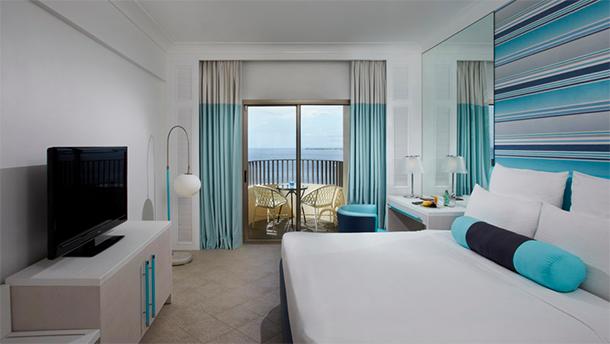 Mactan Cebu Luxury Resorts Mövenpick Hotel Room
