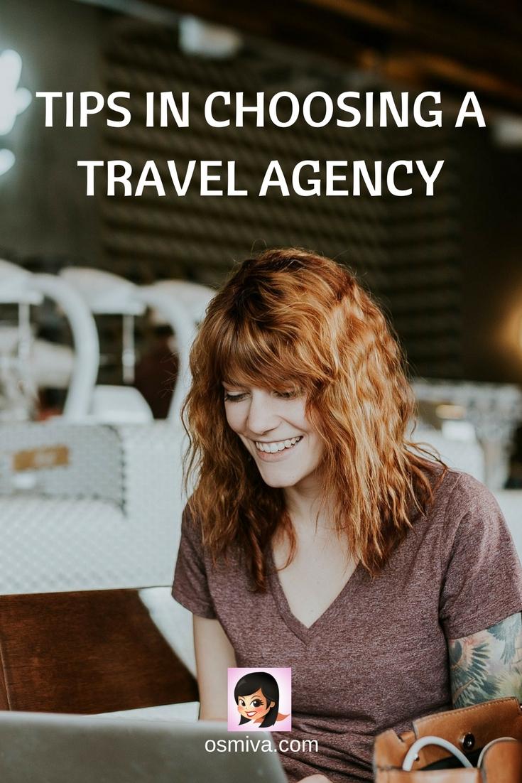 Tips For Choosing a Travel Agency. Travel Tips. Travel Planning. #traveltips #choosingatravelagency #guidedtours #tourguide #osmiva
