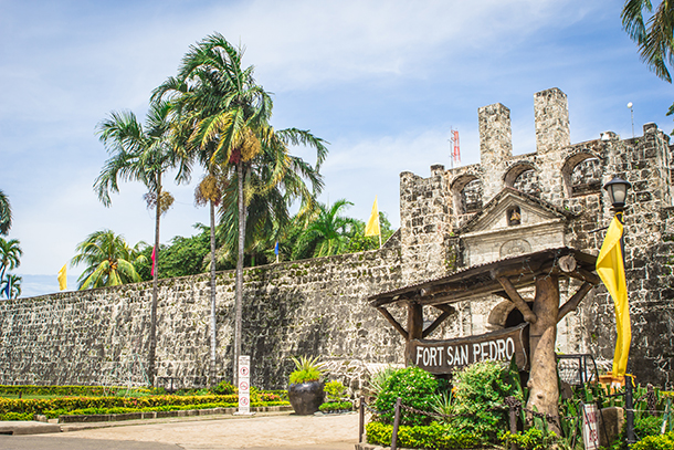 Cebu Day Tour Fort San Pedro