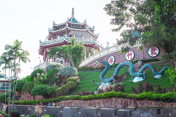 Cebu Day Tour Taoist Temple