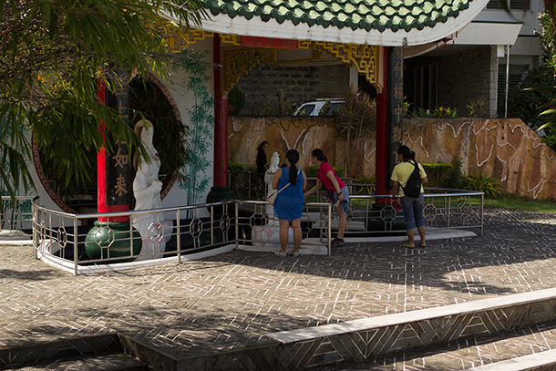 Cebu Day Tour Taoist Temple Wishing Well