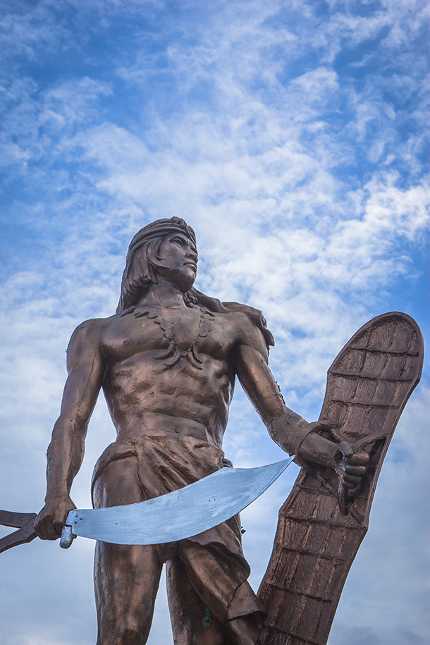 Cebu Day Tour Lapu-Lapu Statue